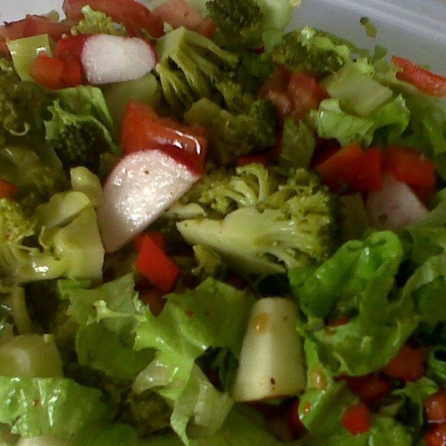 salad nutrition dinner healthyfood