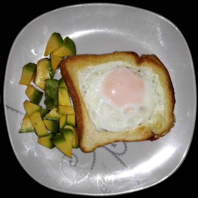 breakfast funny avocado egginbread healthy nutrition for my child alimentacionconscientehellip